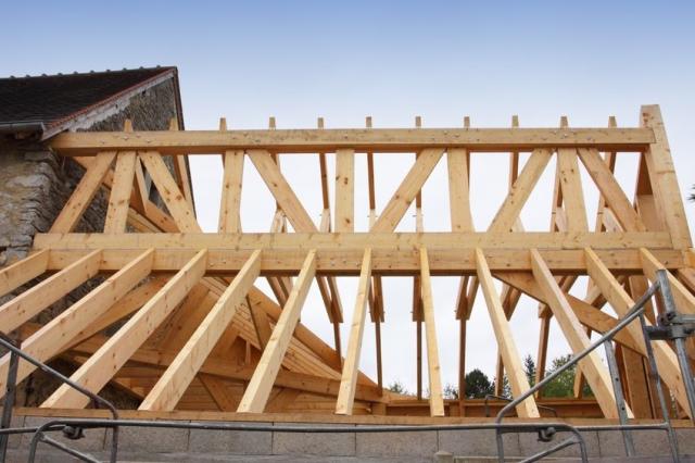 Zhotovení krovu, Střechy Ulmann