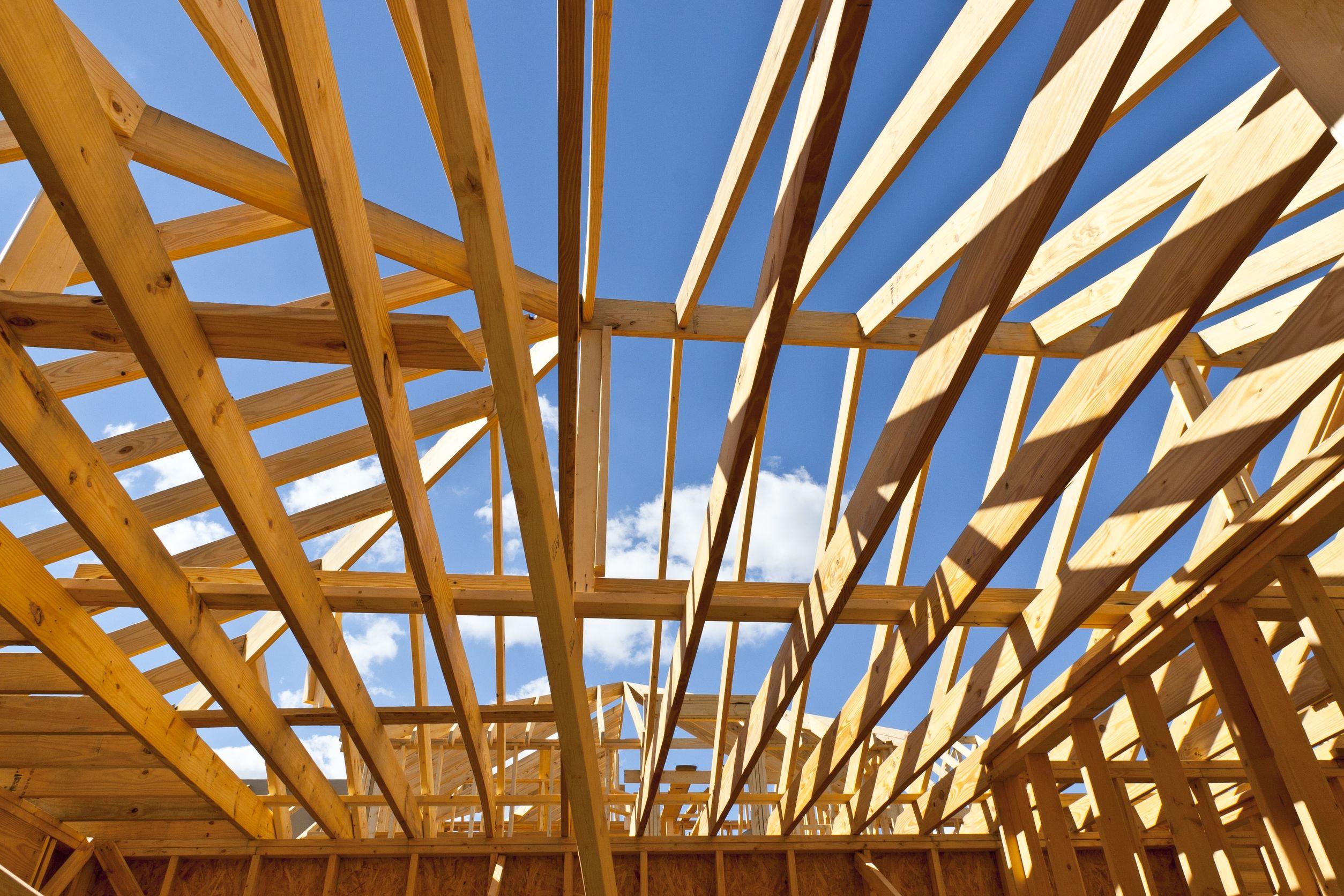 Tesařské práce, zhotovení krovu